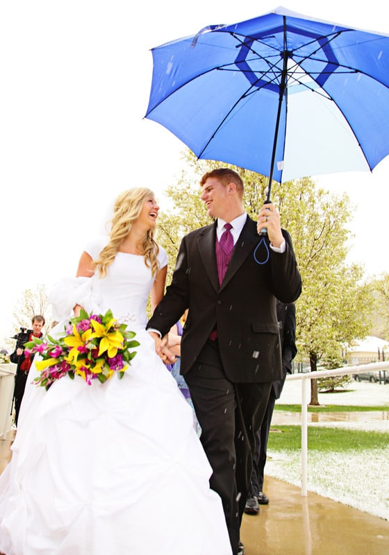 fun utah wedding photographer