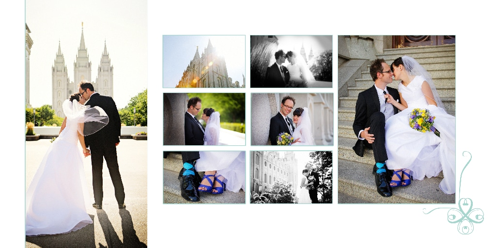 utah wedding photography, salt lake temple wedding photography, affordable wedding photographers in utah