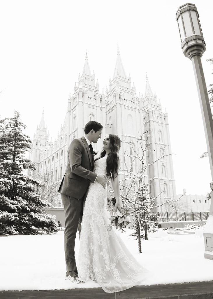 temple wedding photography