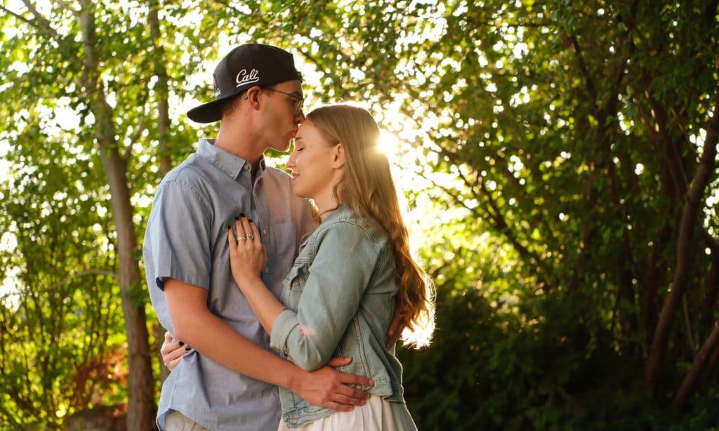 utah engagement photography, kaysville photographer