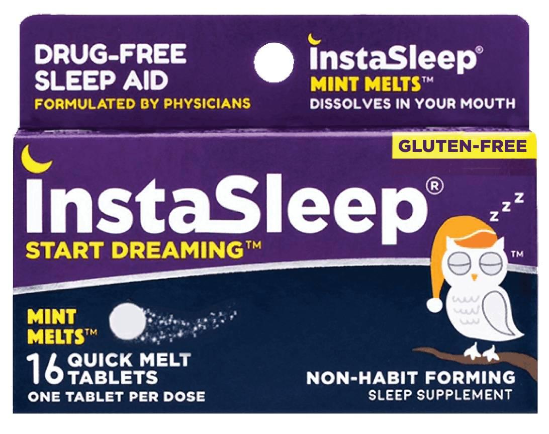 Instasleep - Product Box
