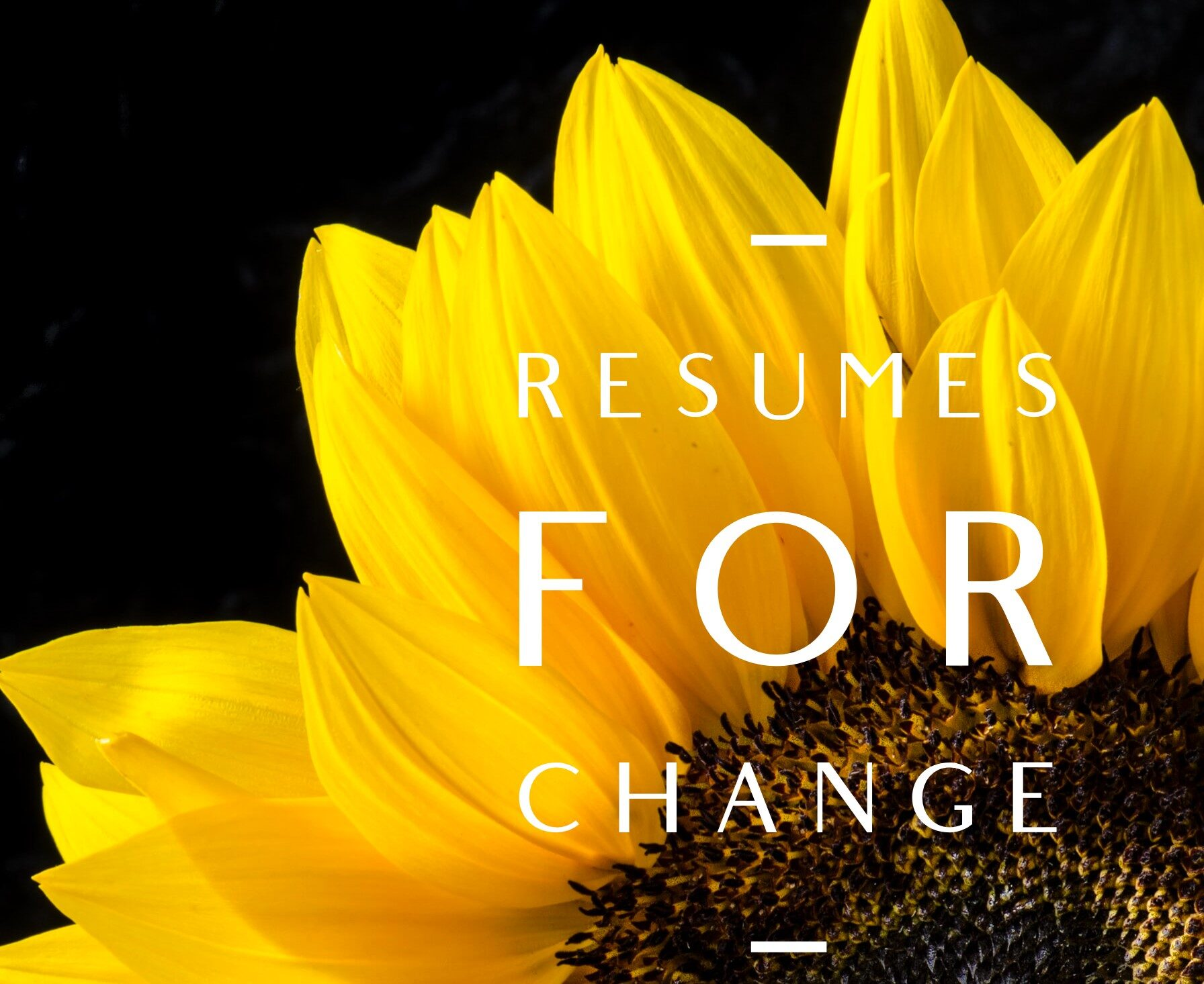 Resumes for Change