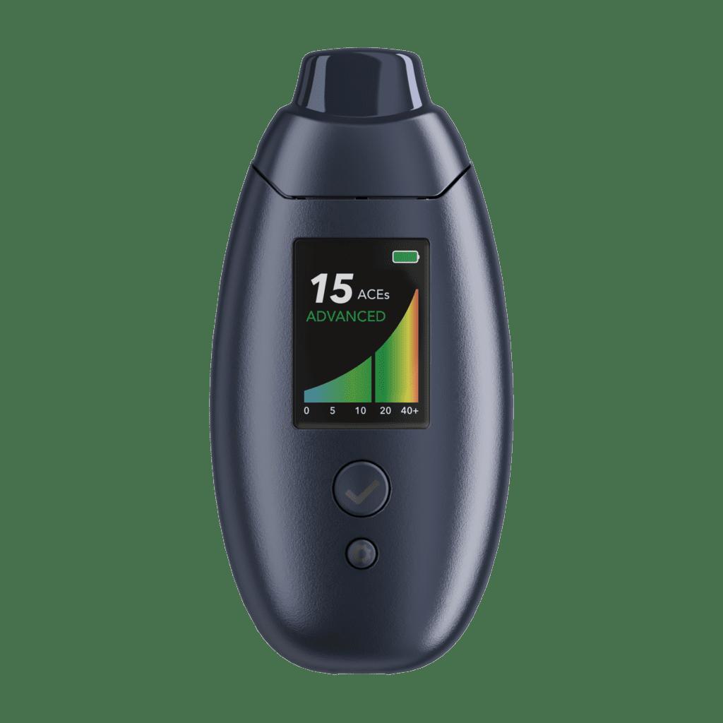 ketone fat tracking device