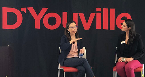 WEISE HELPS D'YOUVILLE PREPARE FOR THE FUTURE OF EDUCATION
