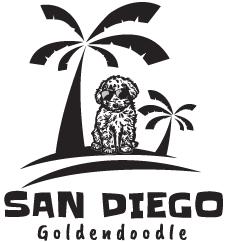 Goldendoodle Logo