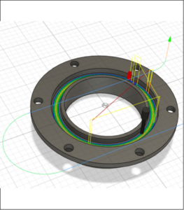 O-Ring Groove CAM