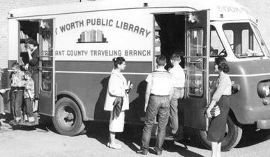 Tarrant County Bookmobile
