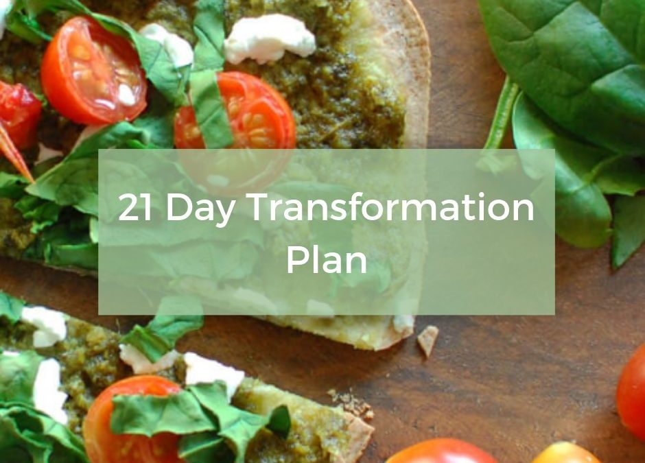 21 Day Transformation Plan
