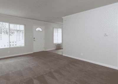 empty carpeted apartment