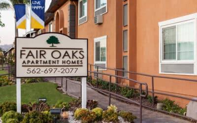 Live Happy at Fair Oaks Apartments in La Habra