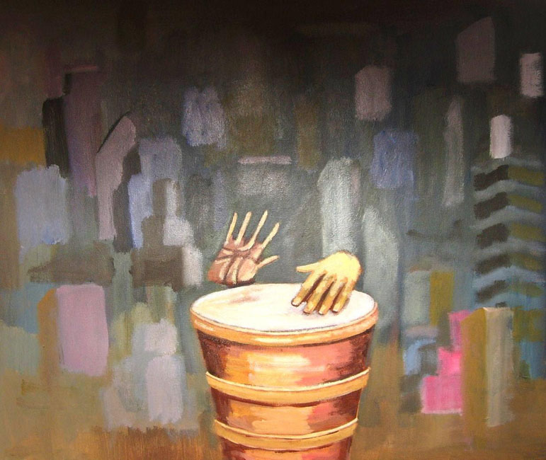 The Invisible Drummer