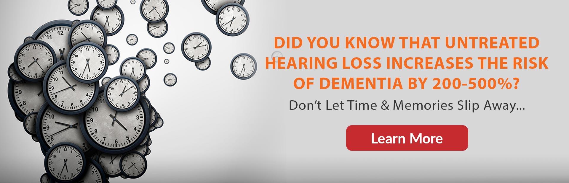 sherman oaks ca hearing loss & dementia