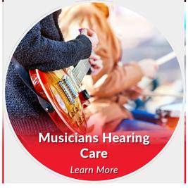 musician hearing care