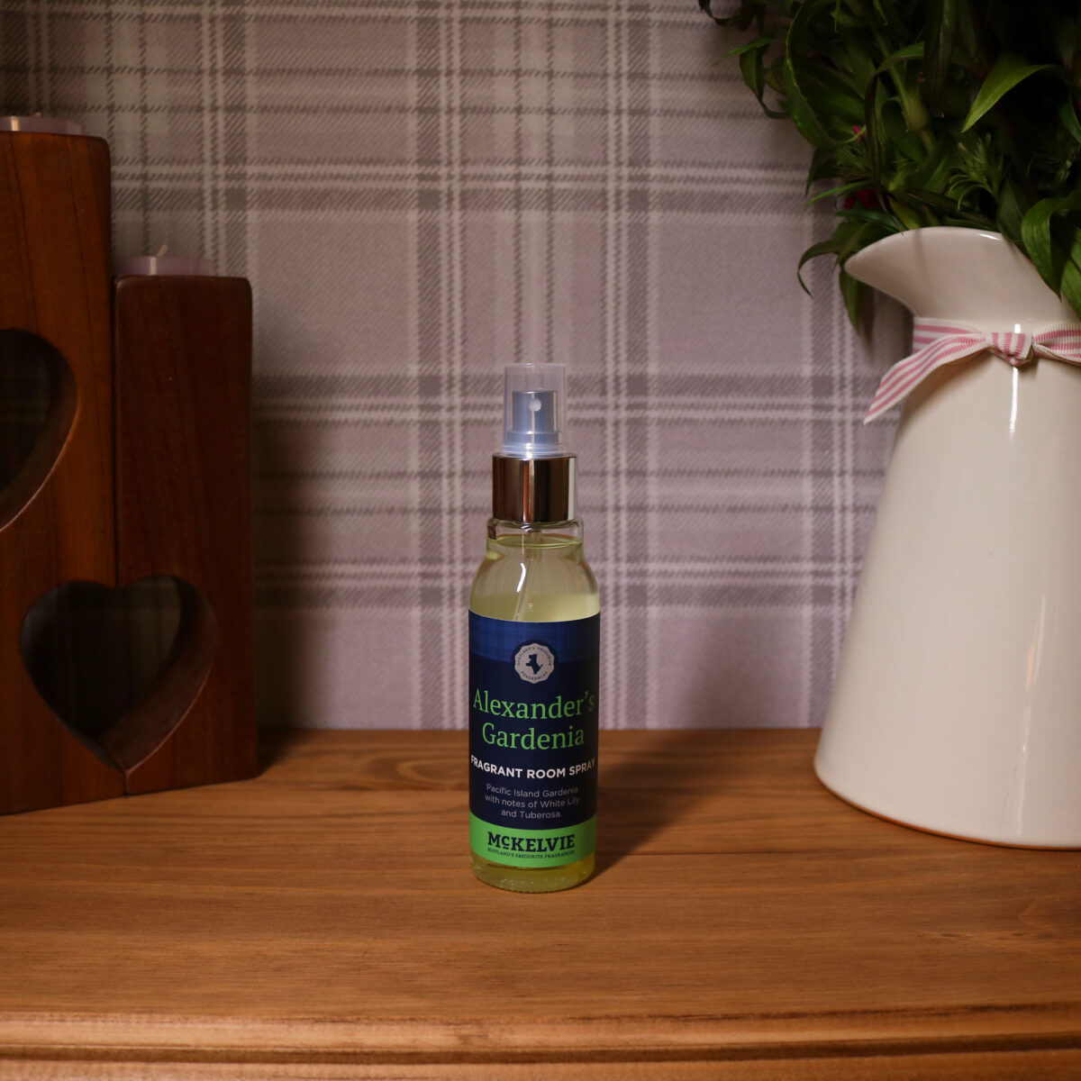 Alexanders Gardenia Fragrant Room Spray