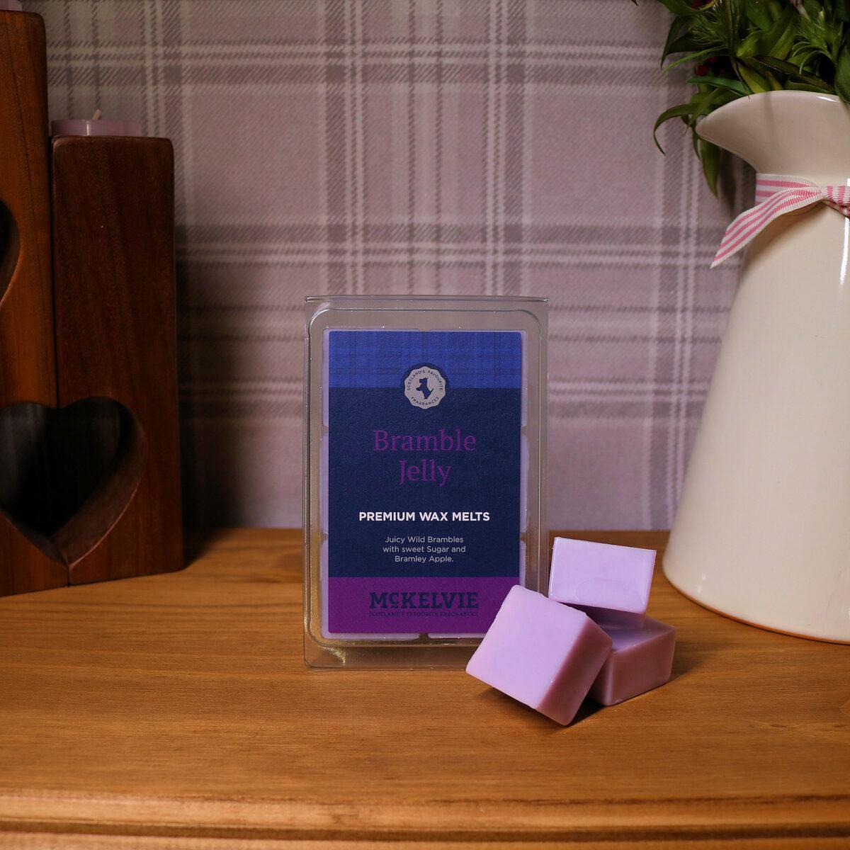 Bramble Jelly Wax Melts