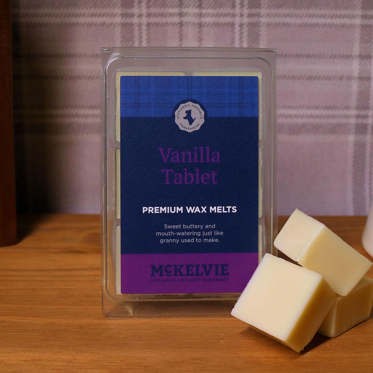 Vanilla Tablet Wax Melts