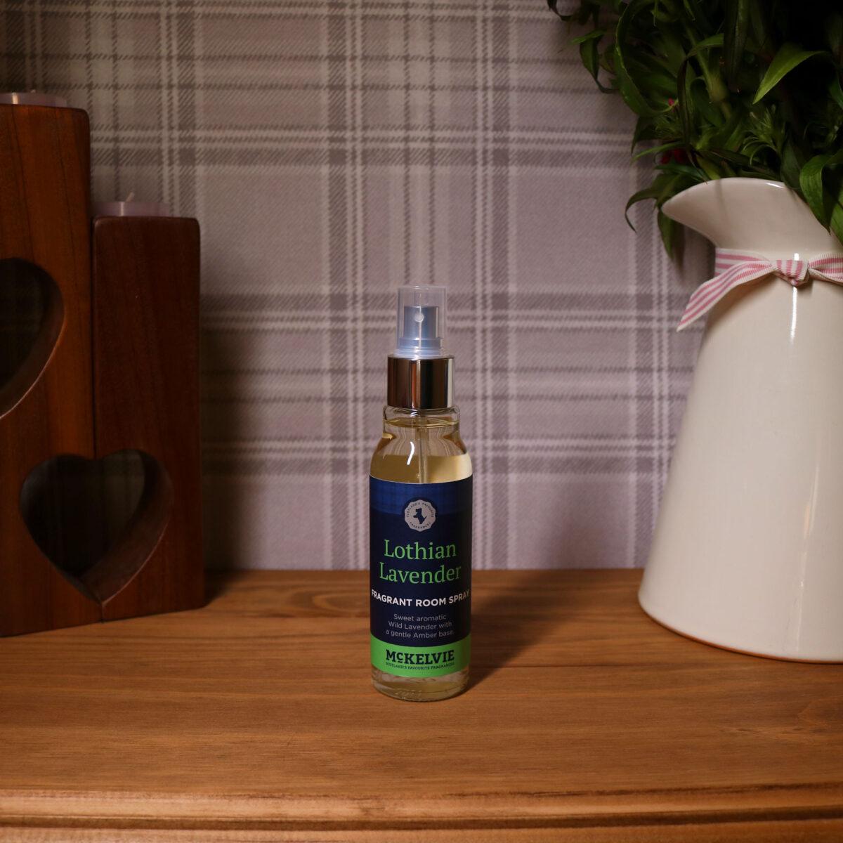 Lothian Lavender Fragrant Room Spray