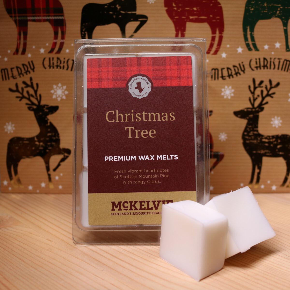 Christmas Tree Wax Melts