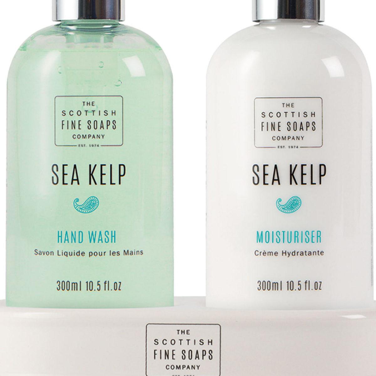 Sea Kelp Hand Care Set