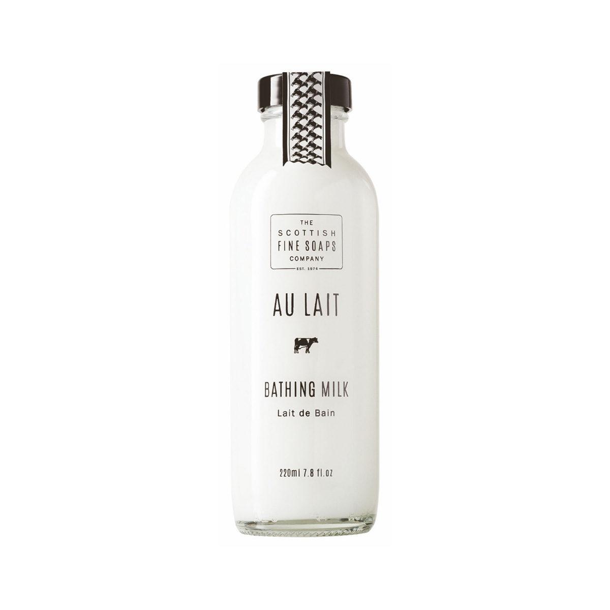 Au Lait Bathing Milk