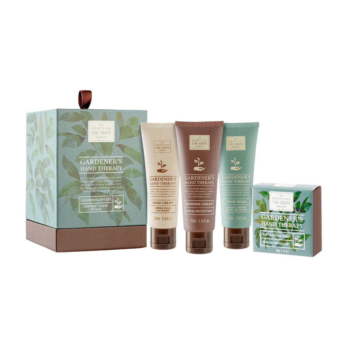 Gardener's Hand Therapy Luxurious Gift Set