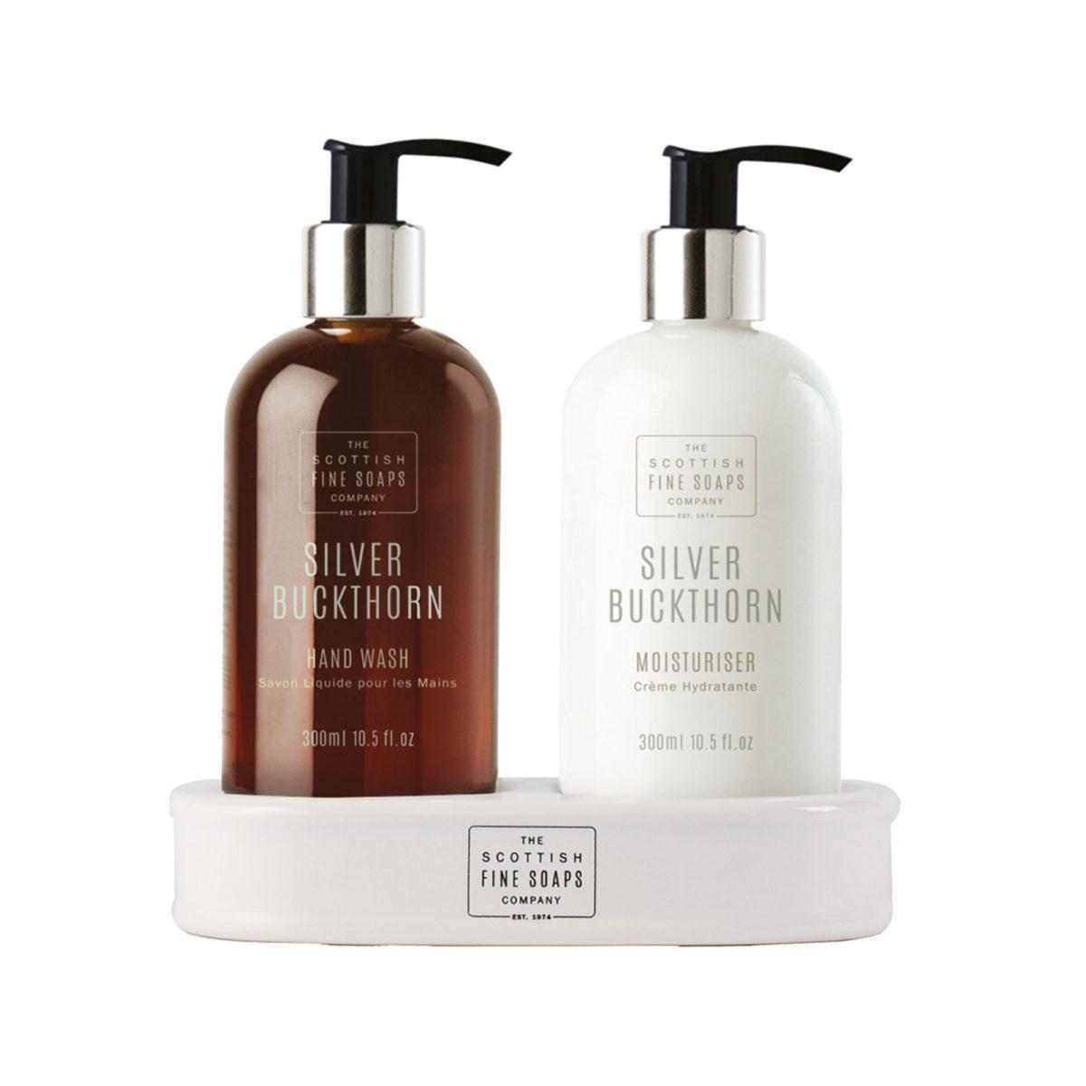 Silver Buckthorn Hand Care Set