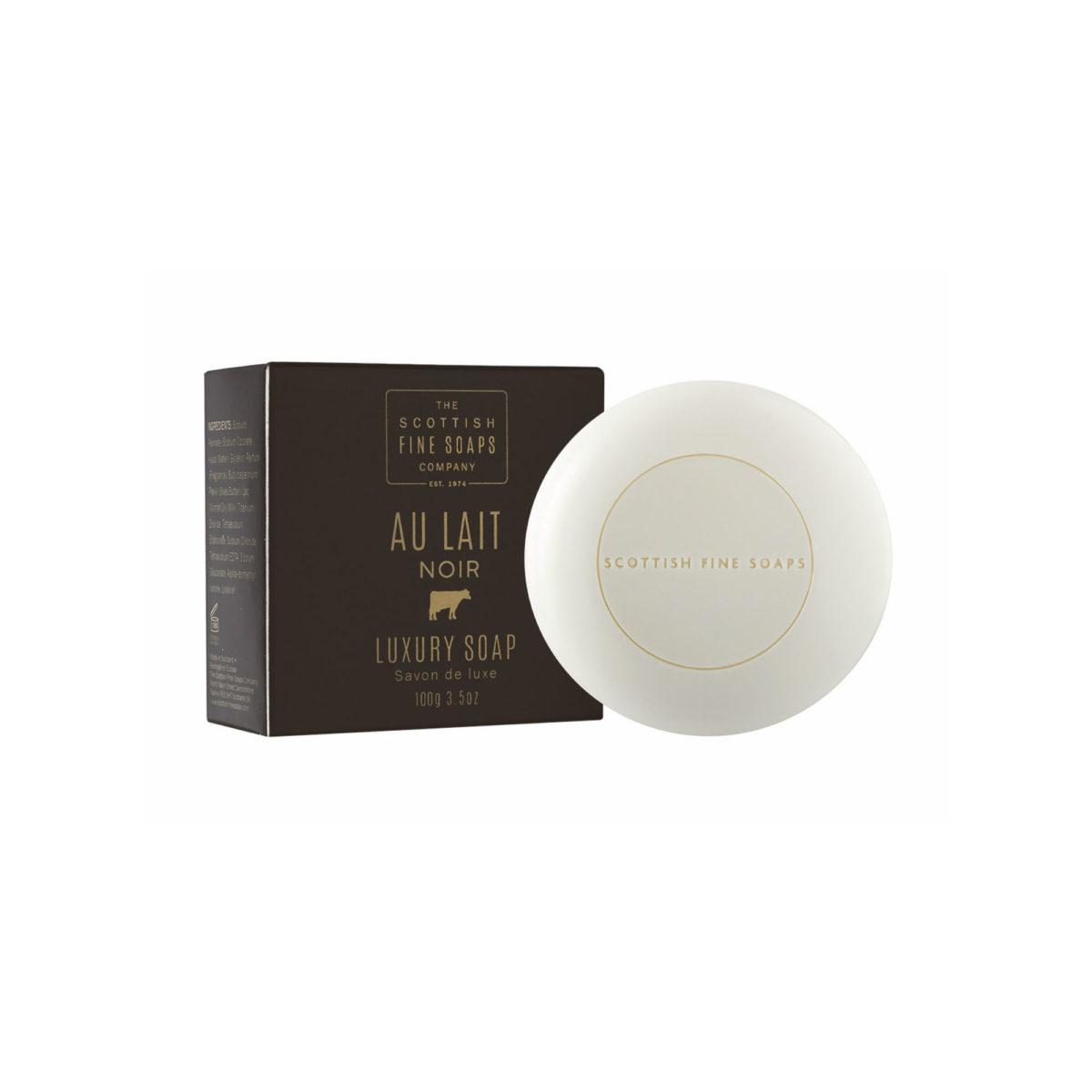Au Lait Noir Luxury Milk Soap
