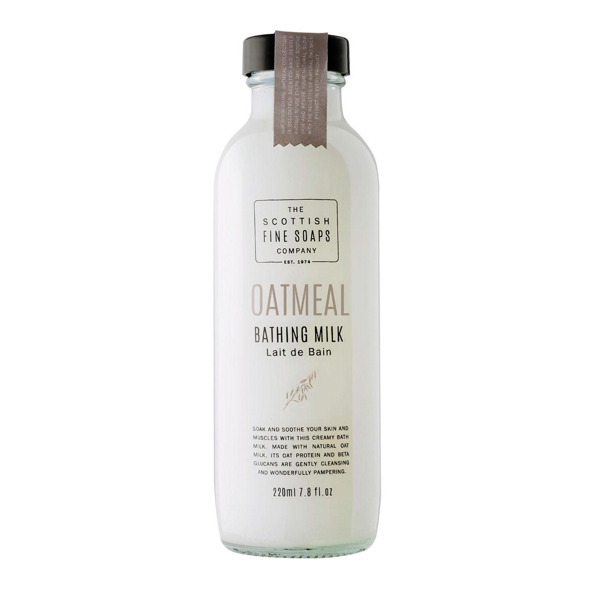 Oatmeal Bathing Milk