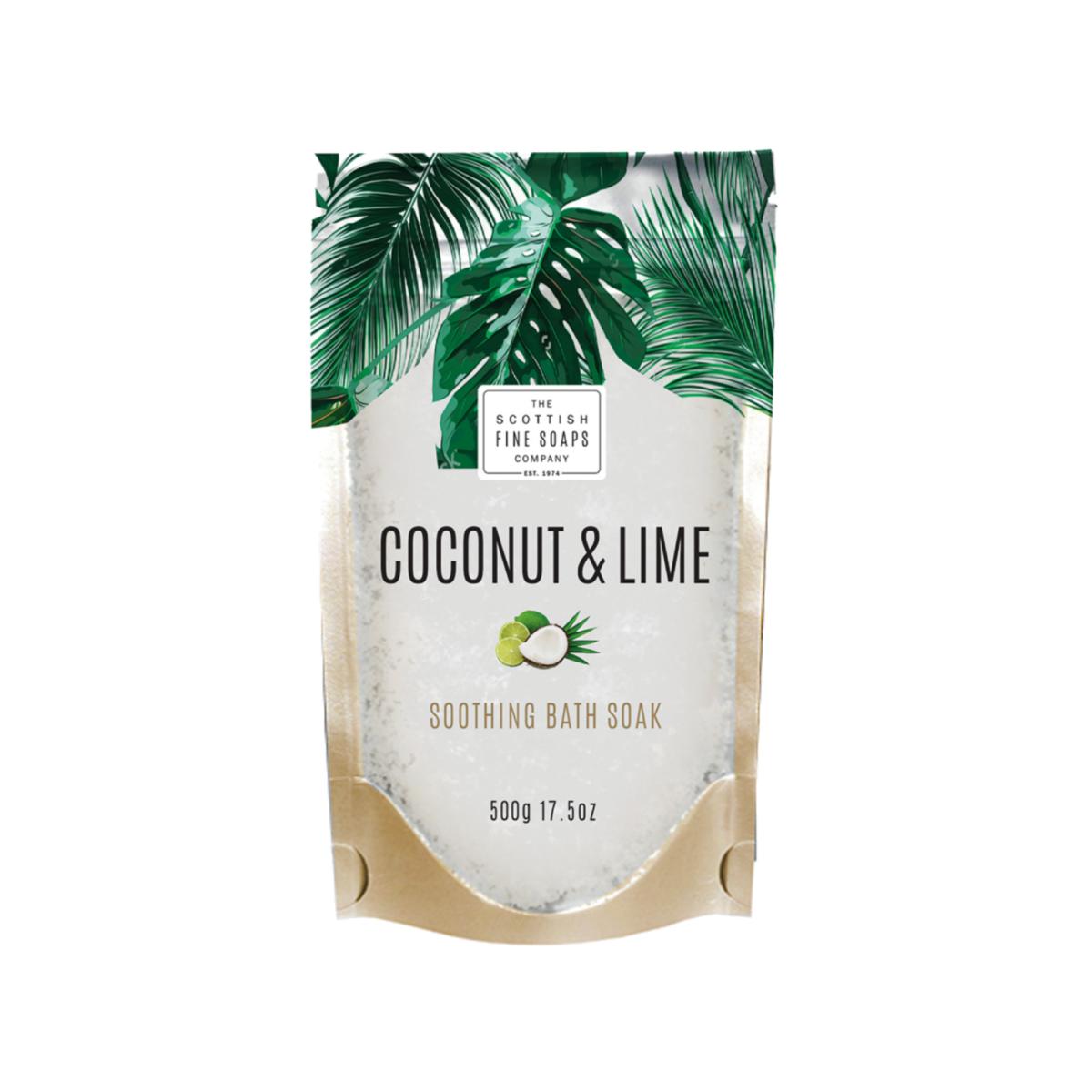 Coconut & Lime Soothing Bath Soak