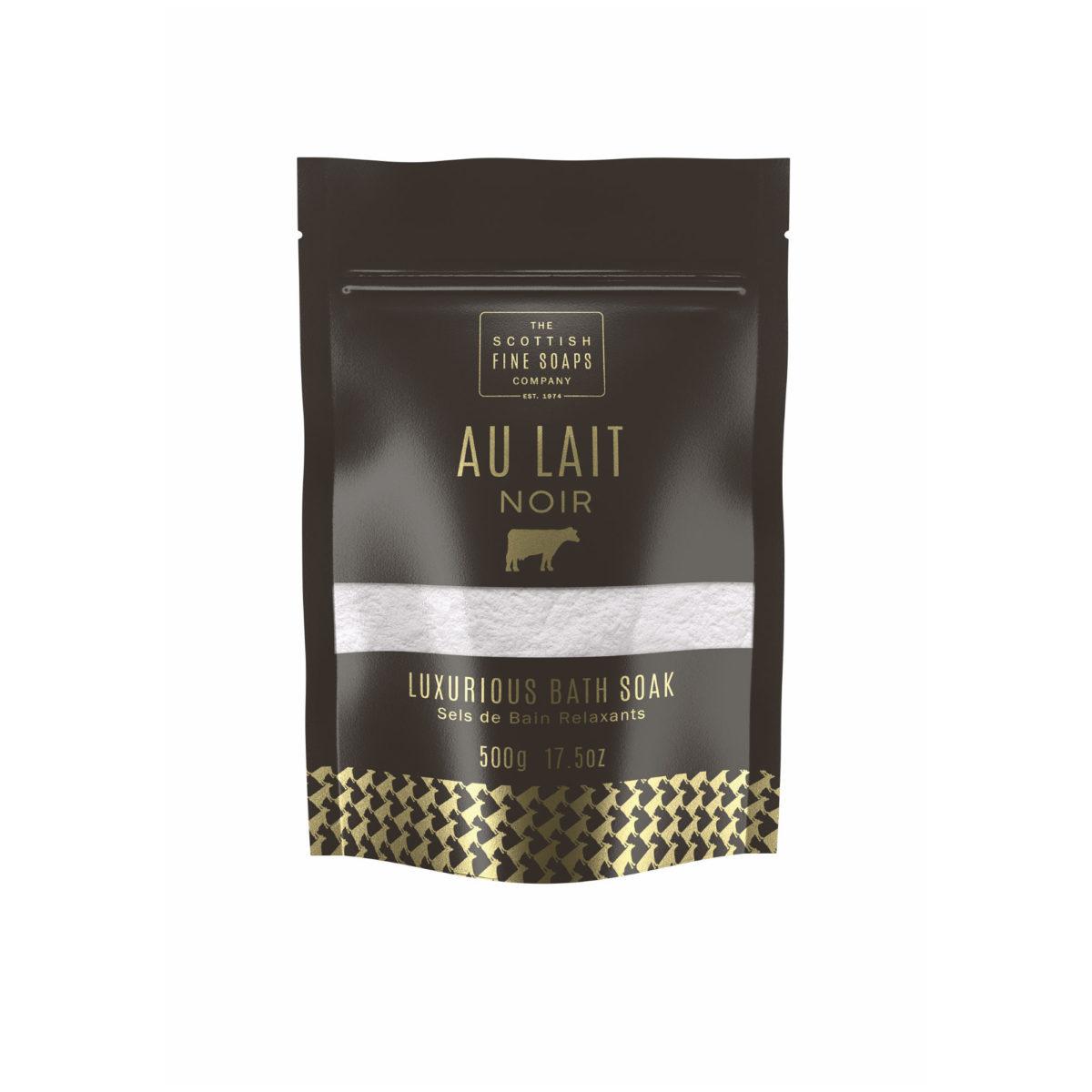 Au Lait Noir Milk Bath Powder