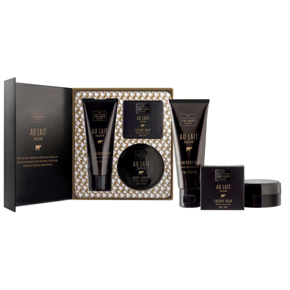 Au Lait Noir Luxurious Gift Set