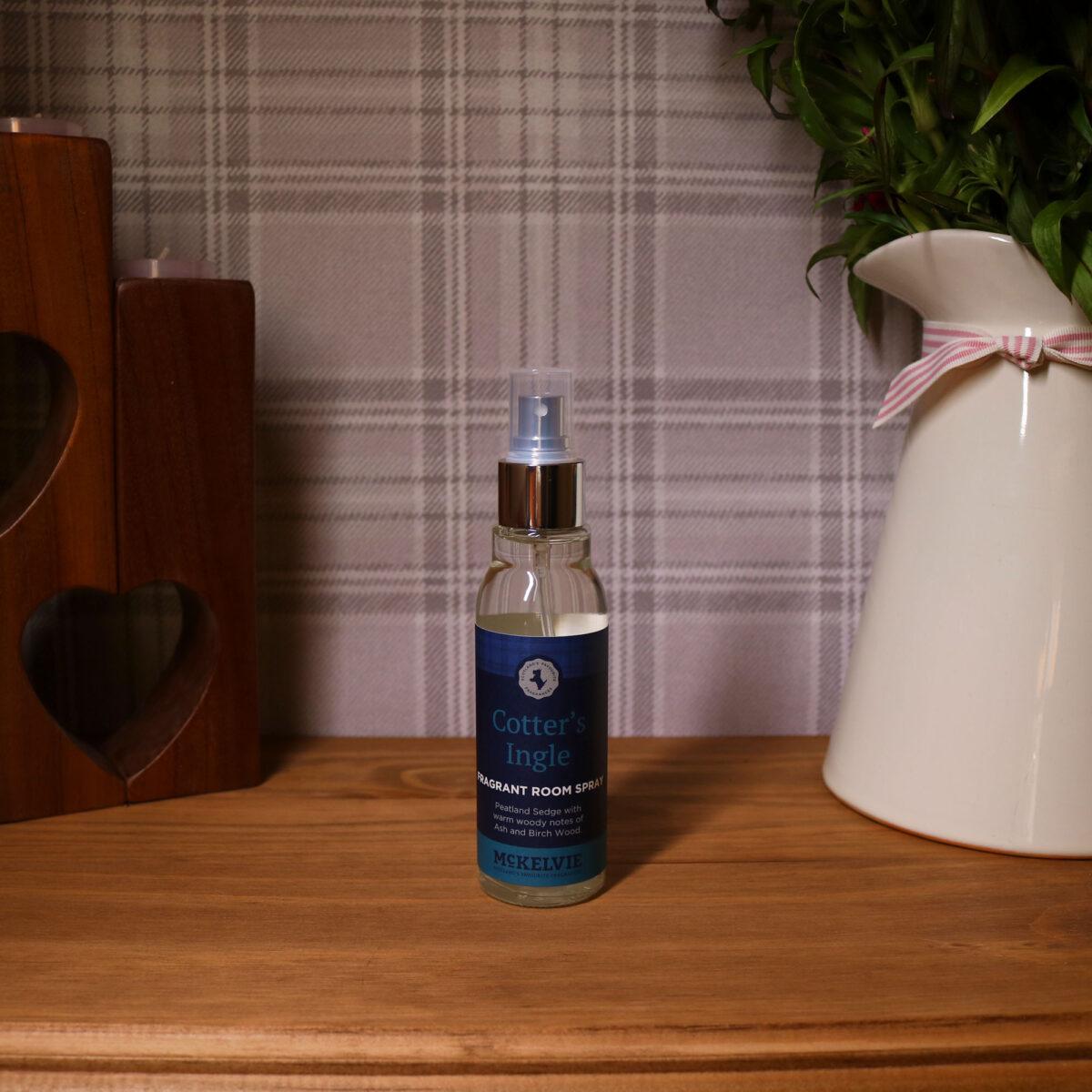 Cotter's Ingle Fragrant Room Spray
