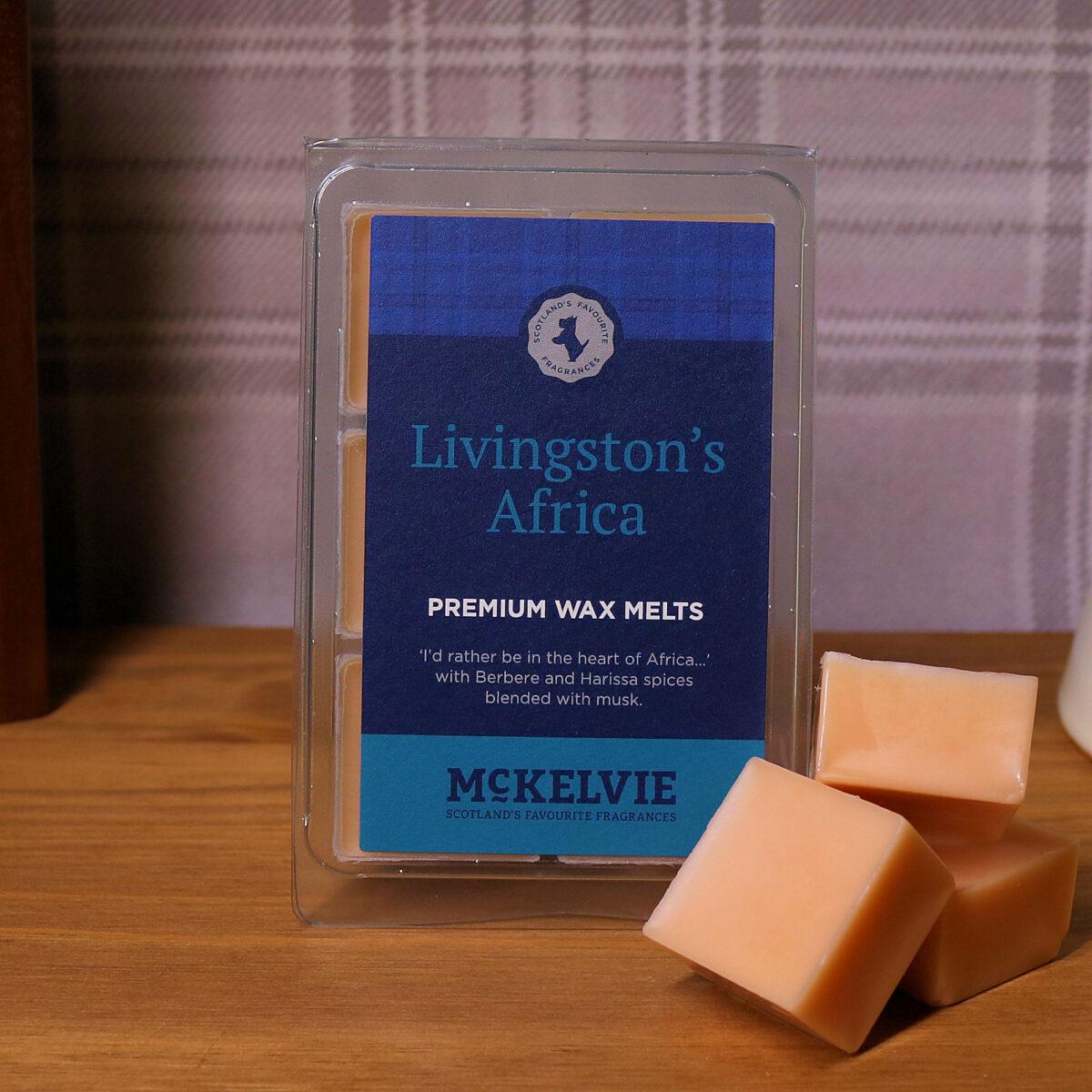 Livingstone's Africa Wax Melts