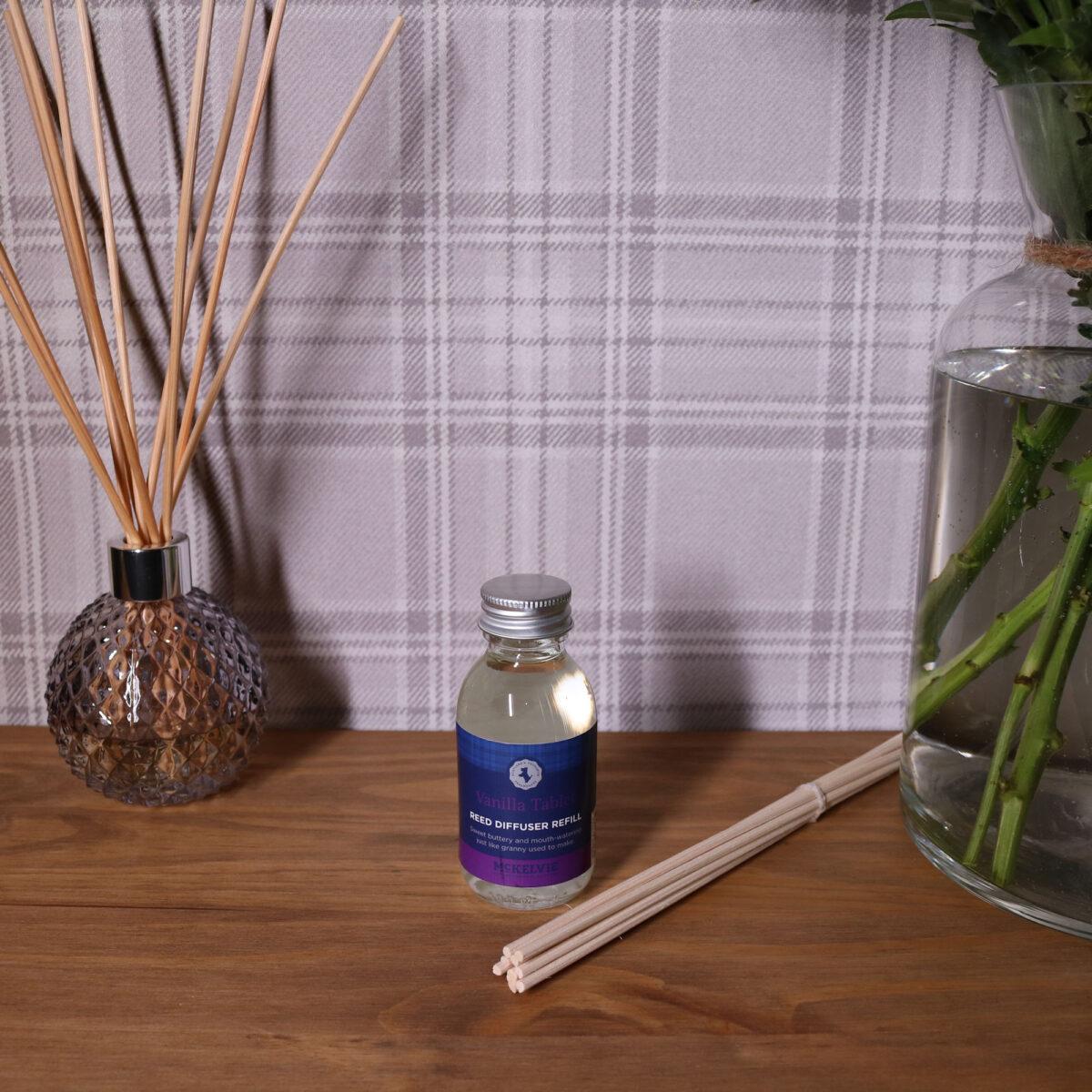 Vanilla Tablet Reed Diffuser Refill
