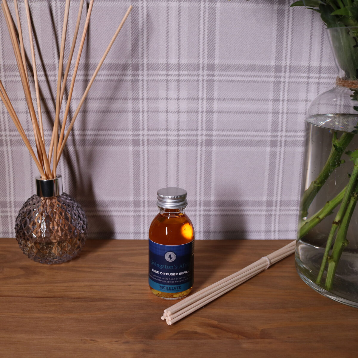 Livingstone's Africa Reed Diffuser Refill