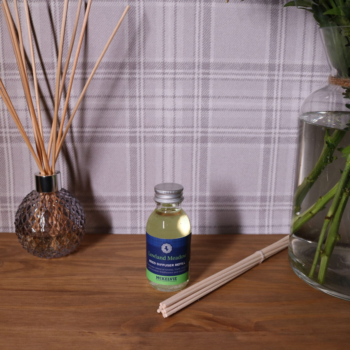 Lowland Meadow Reed Diffuser Refill
