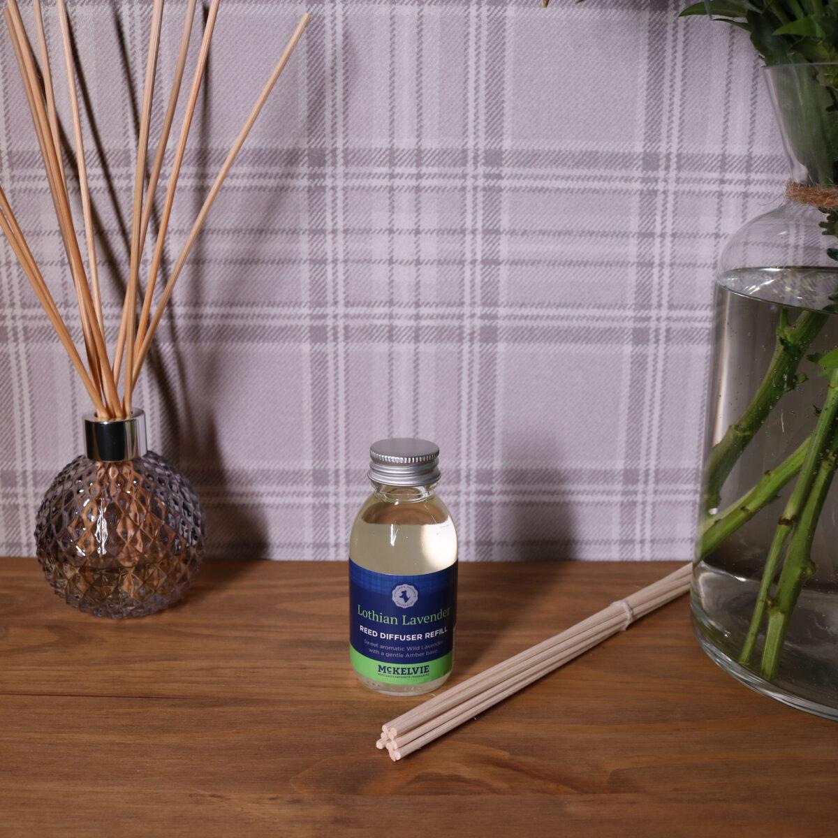 Lothian Lavender Reed Diffuser Refill