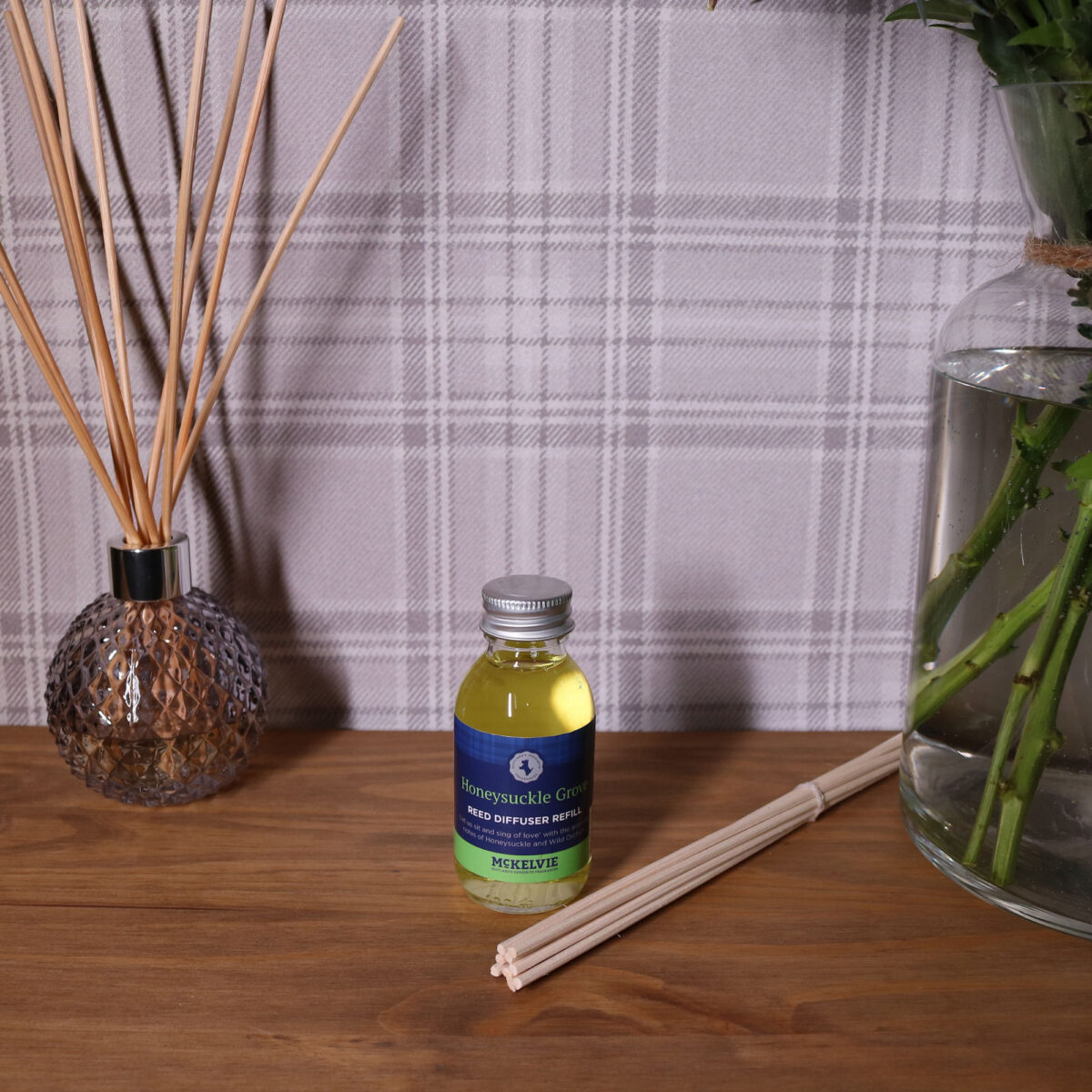 Honeysuckle Grove Reed Diffuser Refill