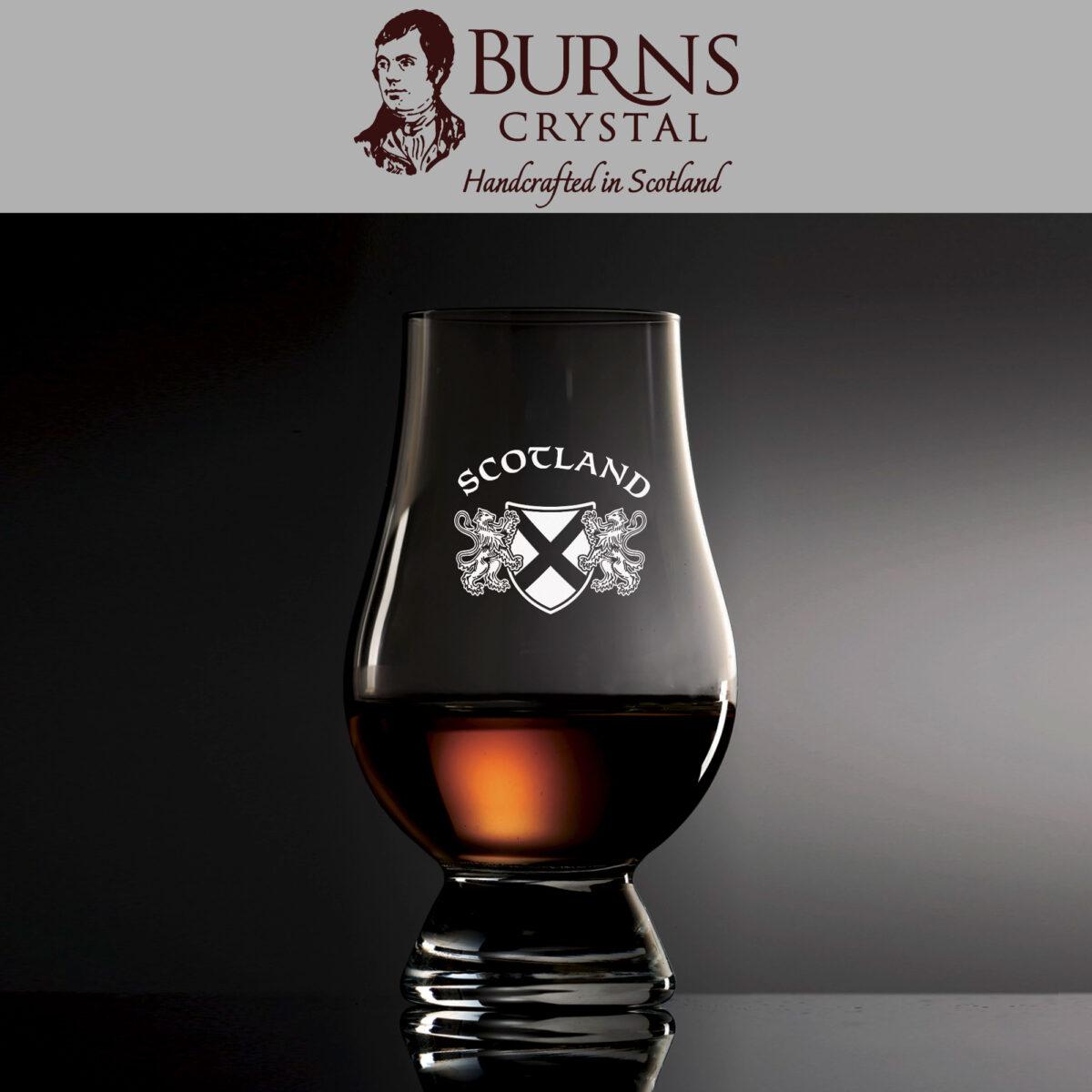 Scotland Glencairn Glass