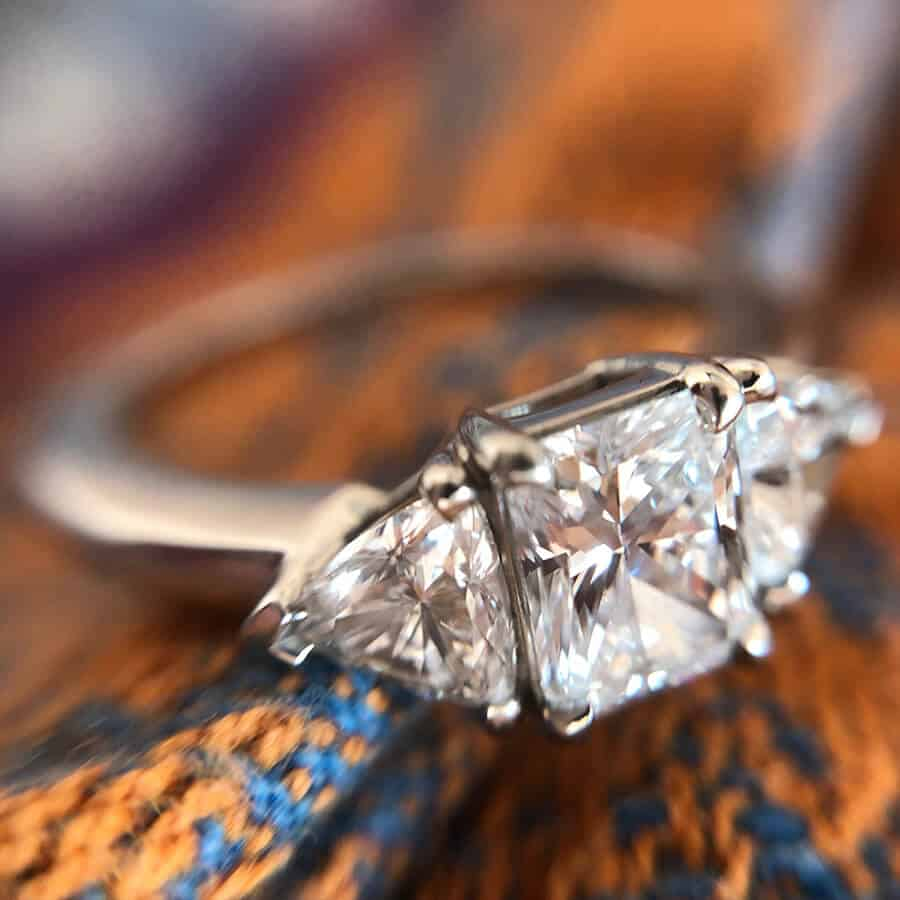 Engagement Ring Styles Albuquerque Modern