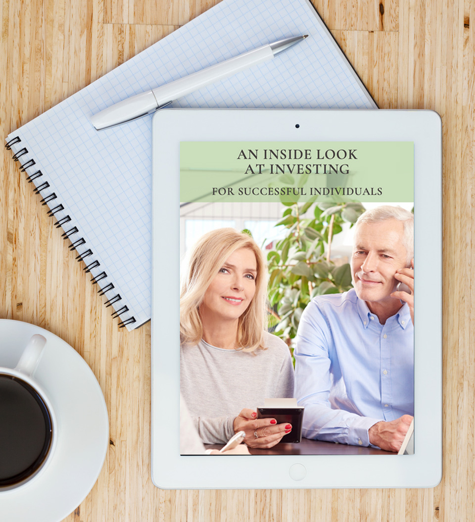 An Inside Look at Investing e-book