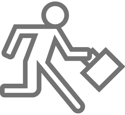 Icon Man Running