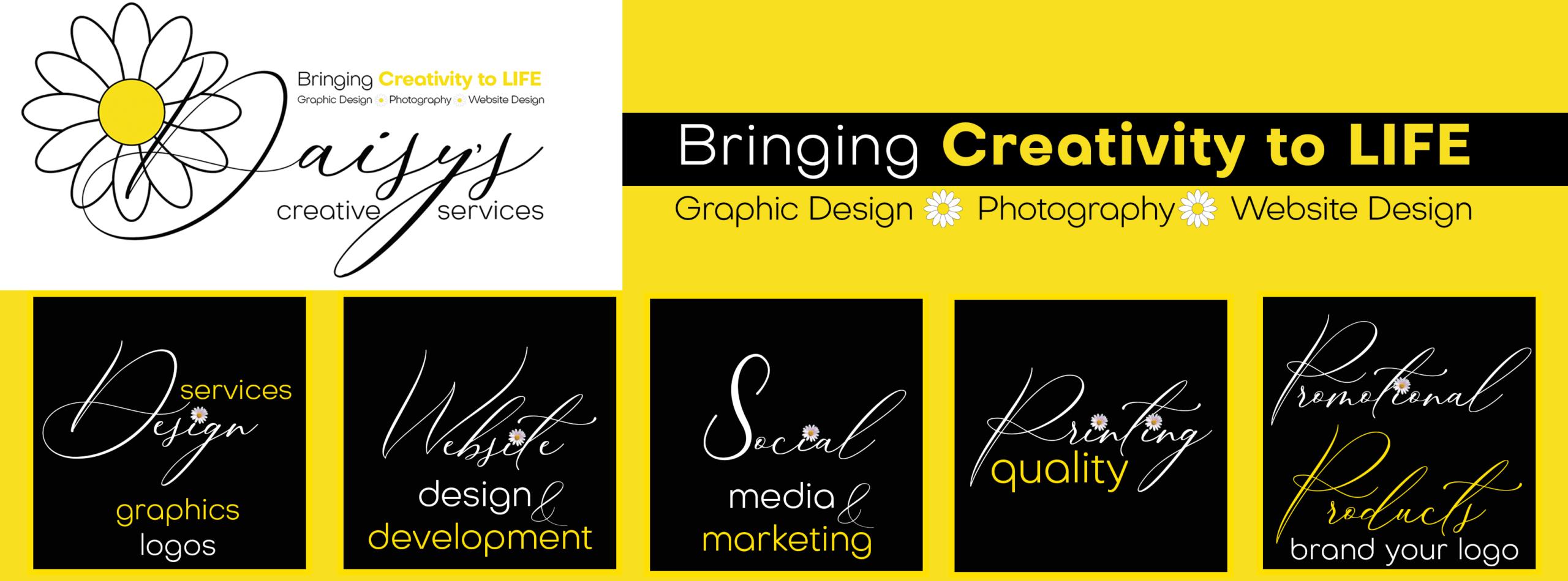 Daisy's Creative Services