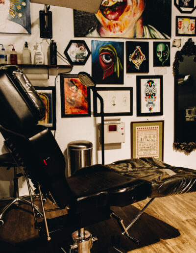 Missy Hoch of Gold Heart Tattoo | Dylan Overhouse Photography