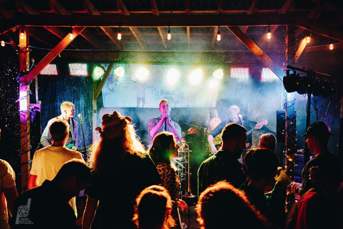 Local Podcast & Videographers to Stream Ongoing LIVE Music to Benefit Area Musicians