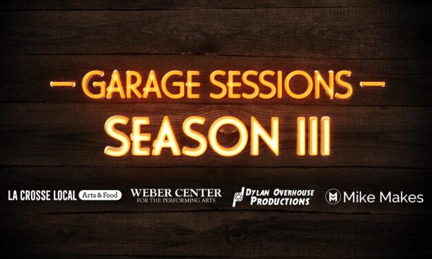 Garage Sessions Concert Series Premieres Feb 25!