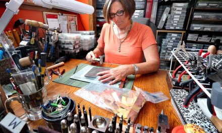 La Crosse Local Podcast E.120: Marcia Newquist | Creative Jewelry by Marcia