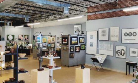 La Crosse Local Podcast E.134: Robin Moses | River City Gallery