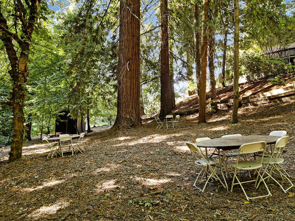 Taylor Made Retreat Addiction recovery outdoor quiet spaces