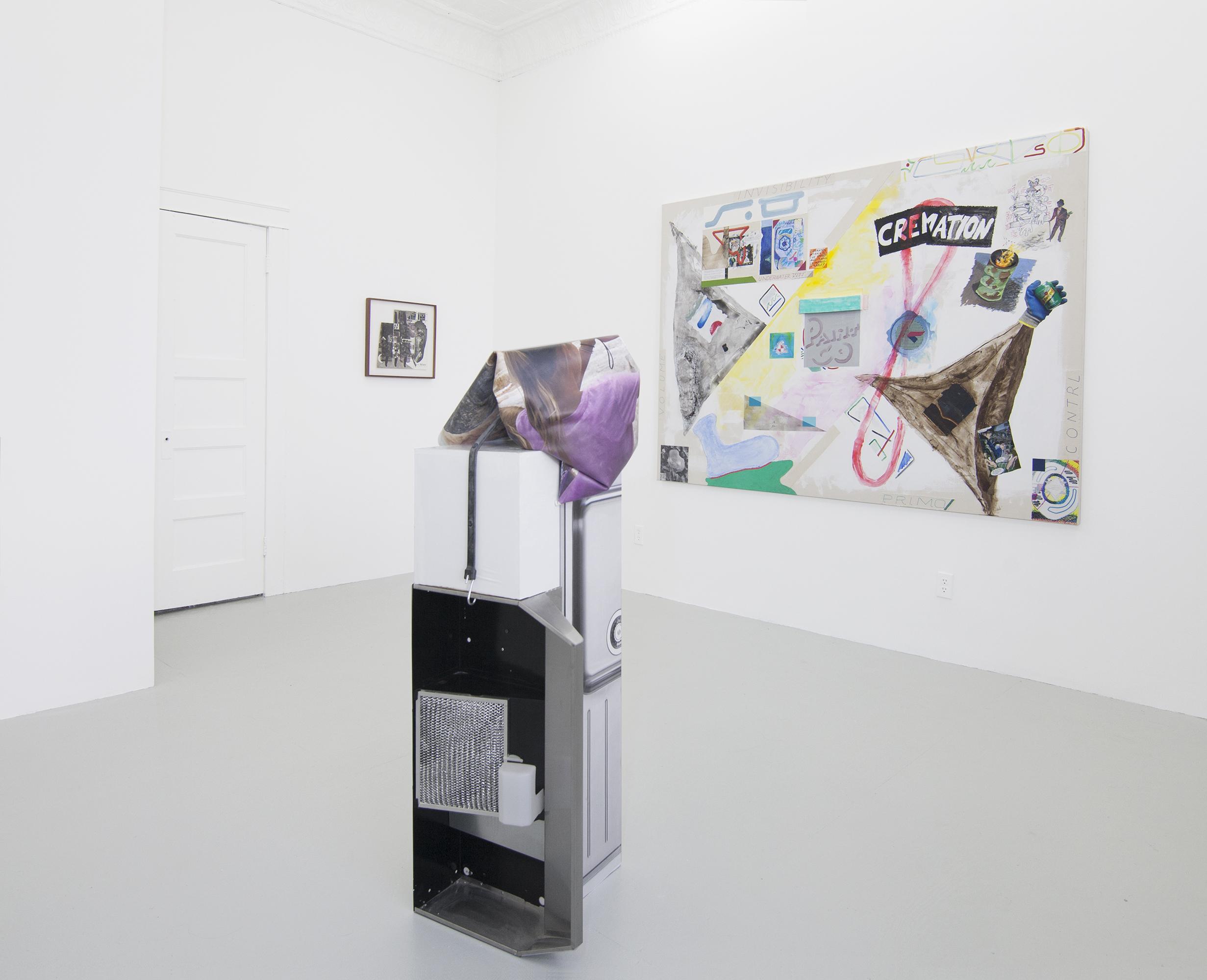 Umpawaug' s Bloom,  Installation View, 2015